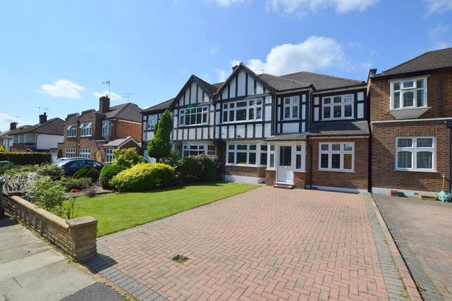 Thumbnail Semi-detached house for sale in Oxhey Lane, Pinner