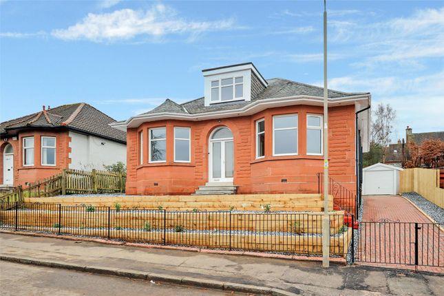Thumbnail Detached house for sale in Fennsbank Avenue, Burnside, Glasgow