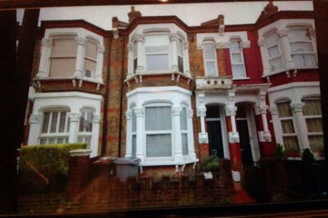 Thumbnail Flat to rent in Ashburnham Road, London
