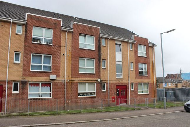 Thumbnail Block of flats for sale in Elphinstone Place, Govan, Glasgow