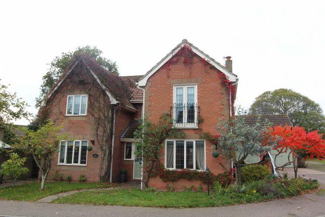 More Front View of Cotman Drive, Bradwell NR31