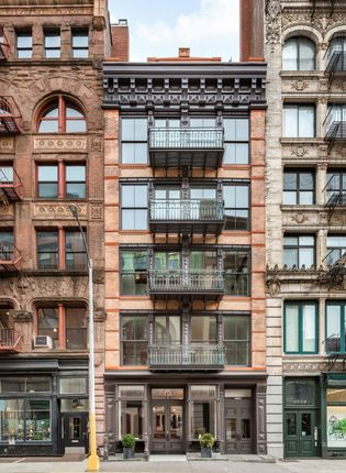 Thumbnail Apartment for sale in 41 Great Jones St, New York, Ny 10012, Usa