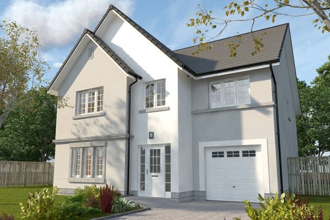 """Thumbnail Detached house for sale in """"The Crichton"""" at Friarsfield Road, Cults, Aberdeen"""