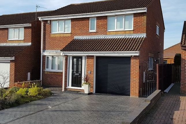 Thumbnail Detached house for sale in Woodburn, Tanfield Lea, Stanley