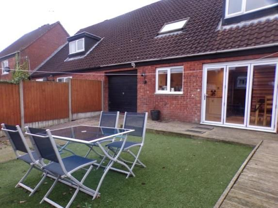 Thumbnail Terraced house for sale in Greystone Close, Redditch, Worcestershire