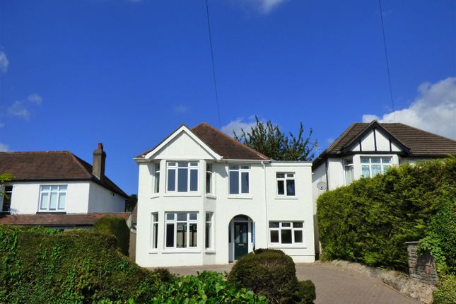 Thumbnail Detached house for sale in Newport Road, Chepstow