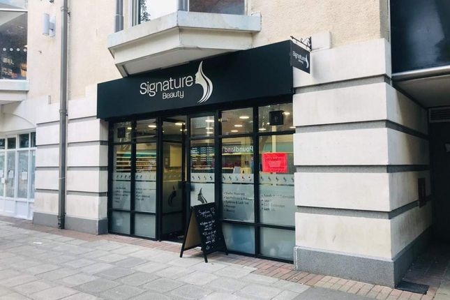 Thumbnail Retail premises for sale in The Brooks, Winchester