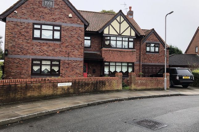 Thumbnail Detached house to rent in Winchester Close, Woolton, Liverpool