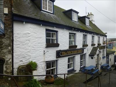 Pub/bar for sale in Victory Inn, Victory Steps, St Mawes, St Mawes