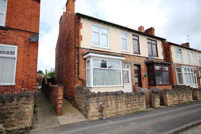 Semi-detached house for sale in Whitworth Road, Ilkeston