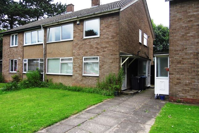2 bed maisonette to rent in Lomaine Drive, Kings Norton, Birmingham