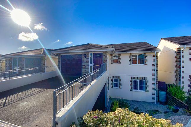 3 bed detached house for sale in Southfields, Bridgerule, Holsworthy EX22