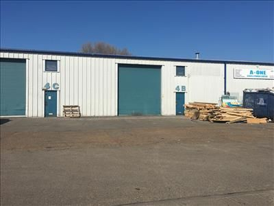 Thumbnail Light industrial to let in Unit 4B, Barking Business Centre, Thames Road, Barking, Essex