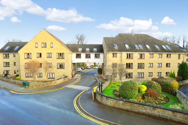Thumbnail Flat for sale in Oak Tree Lodge, Harlow Manor Park, Harrogate