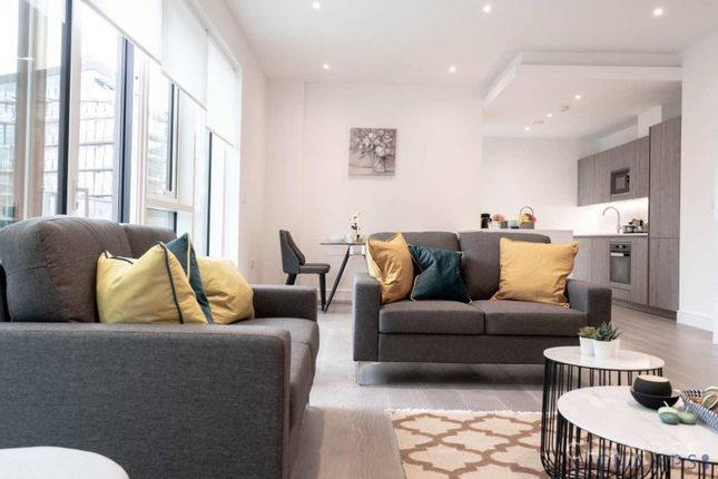 Thumbnail Flat to rent in Liberty House, Battersea Reach, Juniper Drive, London
