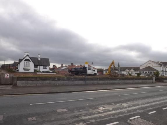 Thumbnail Land for sale in East Parade, Rhyl, Denbighshire