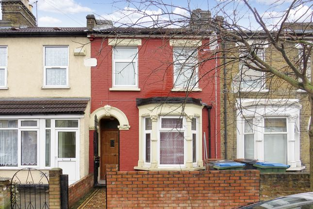 Thumbnail Terraced house for sale in Worsley Road, London