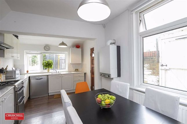 Thumbnail End terrace house for sale in Park Road, Leyton, London
