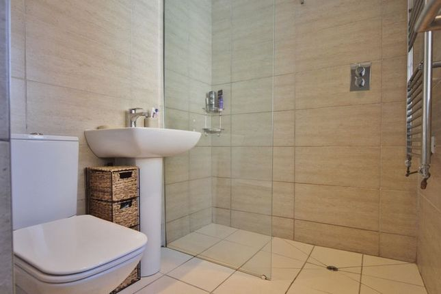 Shower Room of Nelson Drive, Pensby, Wirral CH61