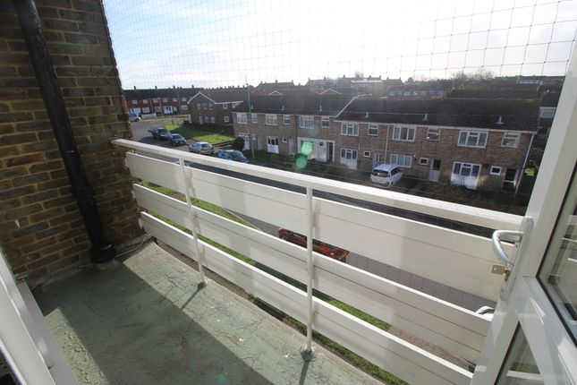 Sun Balcony of Pembury Road, Langney, Eastbourne BN23