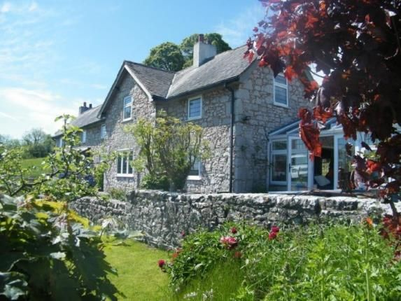 Thumbnail Equestrian property for sale in Wigfair, St. Asaph, Denbighshire, North Wales