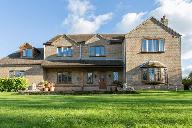 Thumbnail Detached house for sale in North Road, Gedney Hill, Spalding