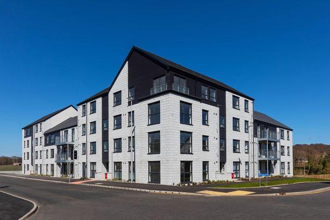 "2 bed flat for sale in ""Block 8 Apartments"" at Mugiemoss Road, Bucksburn, Aberdeen AB21"