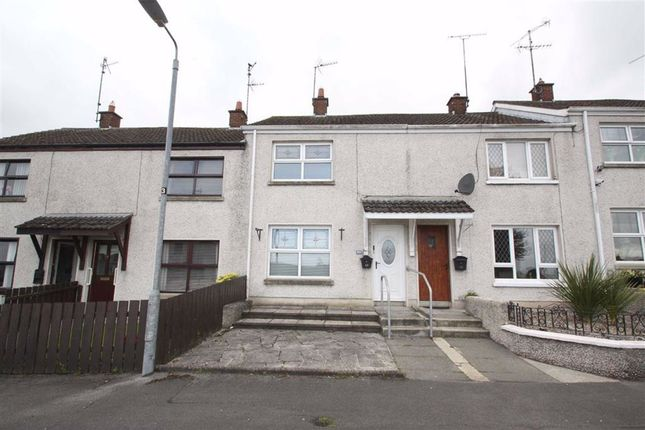 Thumbnail Terraced house for sale in Drumaness Road, Ballynahinch, Down