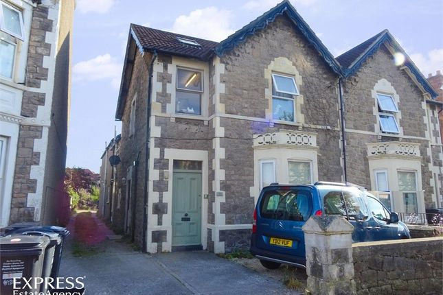 Thumbnail Flat for sale in 74 Moorland Road, Weston-Super-Mare, Somerset