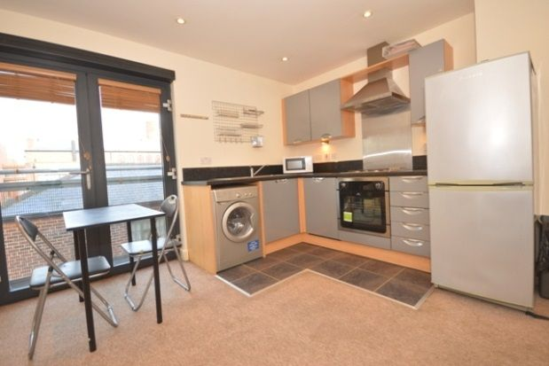 1 bed flat to rent in Ag1, 1 Furnival Street