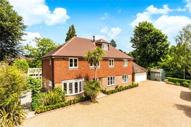 Thumbnail Detached house for sale in Manor Park, Tunbridge Wells, Kent