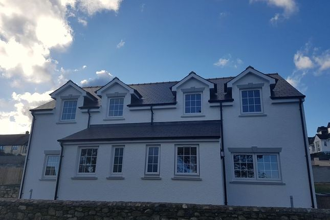 Thumbnail Semi-detached house to rent in New Build Property, Bryn Llywellyn, Fishguard