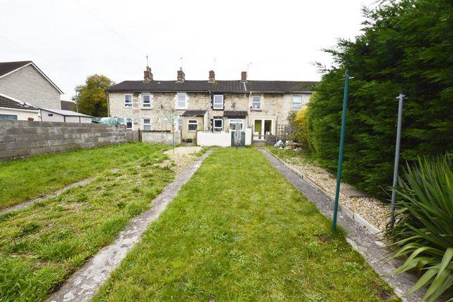 Rear Garden 2 of Providence Place, Midsomer Norton, Radstock, Somerset BA3