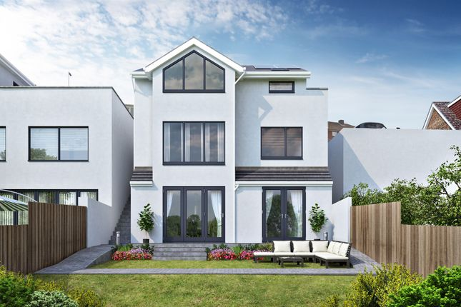 Thumbnail Detached house for sale in Highbank, Brighton