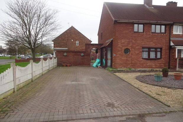 2 bed semi-detached house to rent in Floyds Lane, Rushall, Walsall