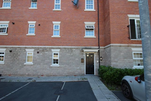 Thumbnail Flat to rent in Temple Road, Bolton