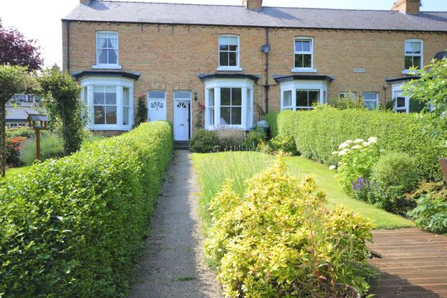 Thumbnail Terraced house to rent in North Street, Scalby, Scarborough North Yorkshire