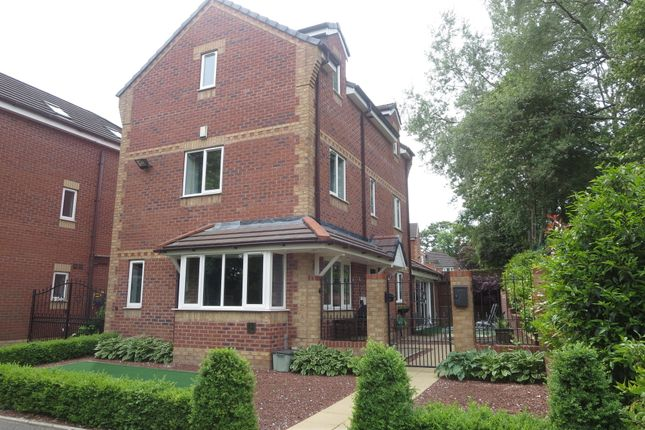 Thumbnail Detached house for sale in Botham Grove, Tunstall, Stoke-On-Trent