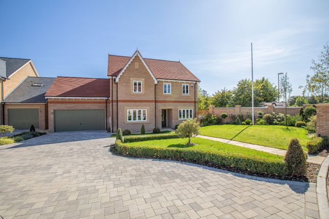 Thumbnail Detached house for sale in The Kingfisher, Plot 2, Lydgate Fields, Fairfield, Herts