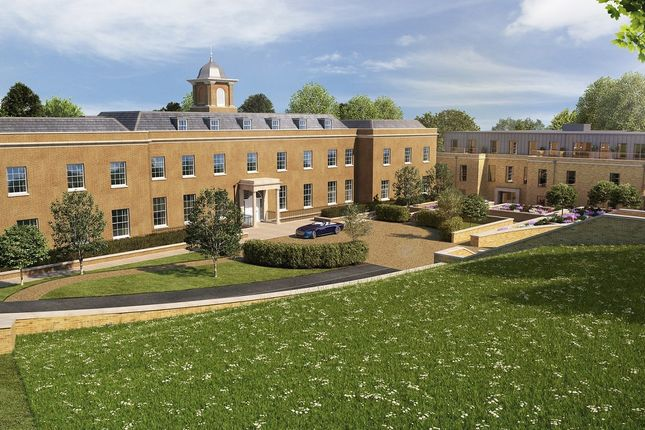 Thumbnail Flat for sale in The Drive, Ickenham
