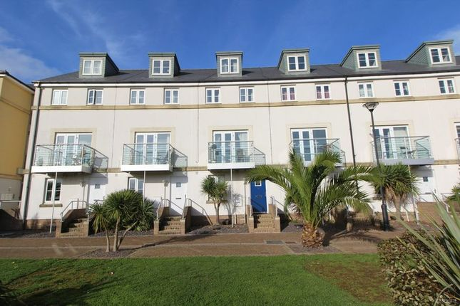 4 bed terraced house for sale in Richardson Walk, Torquay