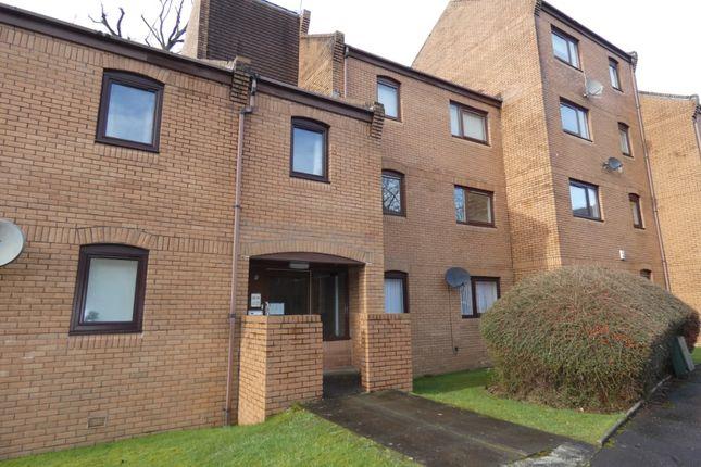 Thumbnail Flat to rent in Rowans Gate, Paisley, Renfrewshire