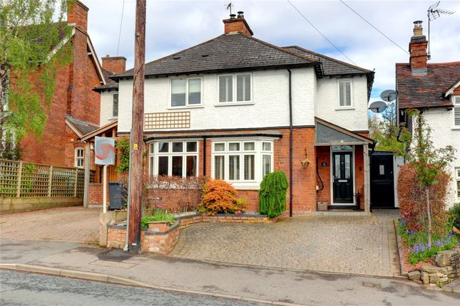 2 bed semi-detached house for sale in Greenhill, Blackwell, Bromsgrove B60