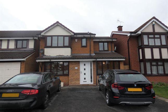 Detached house in  Fairlawns  Yardley  Birmingham  Birmingham