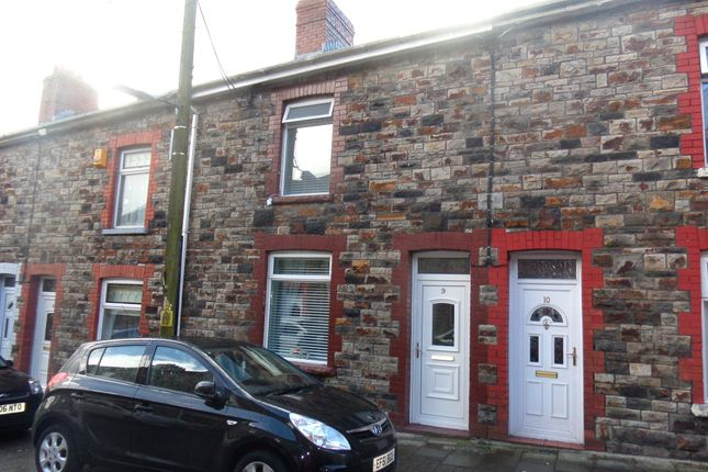 Thumbnail Terraced house for sale in Urban Street, Penydarren, Merthyr Tydfil