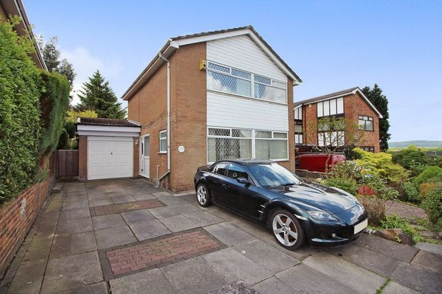 Thumbnail Detached house for sale in Buttermere Avenue, Heywood