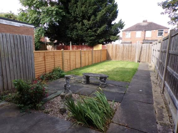 Garden of Huntsmans Way, Leicester, Leicestershire LE4