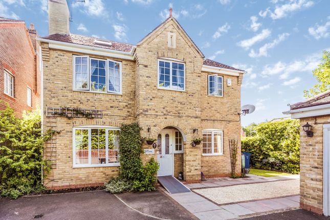 Thumbnail Detached house for sale in Speedwell Croft, Bicester