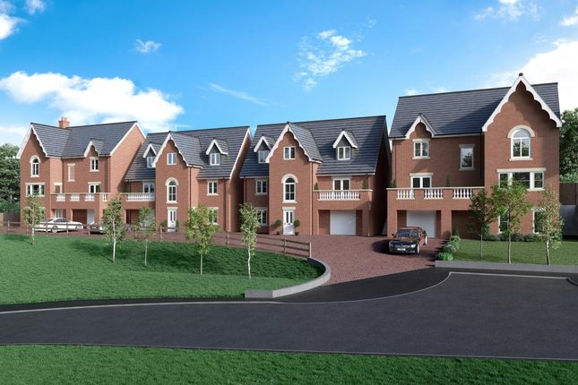 Thumbnail Detached house for sale in Abergavenny, Monmouthshire