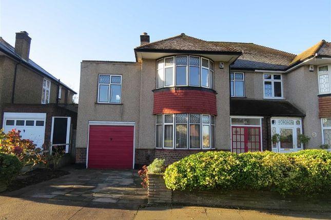 Thumbnail Semi-detached house to rent in The Ridge, Orpington